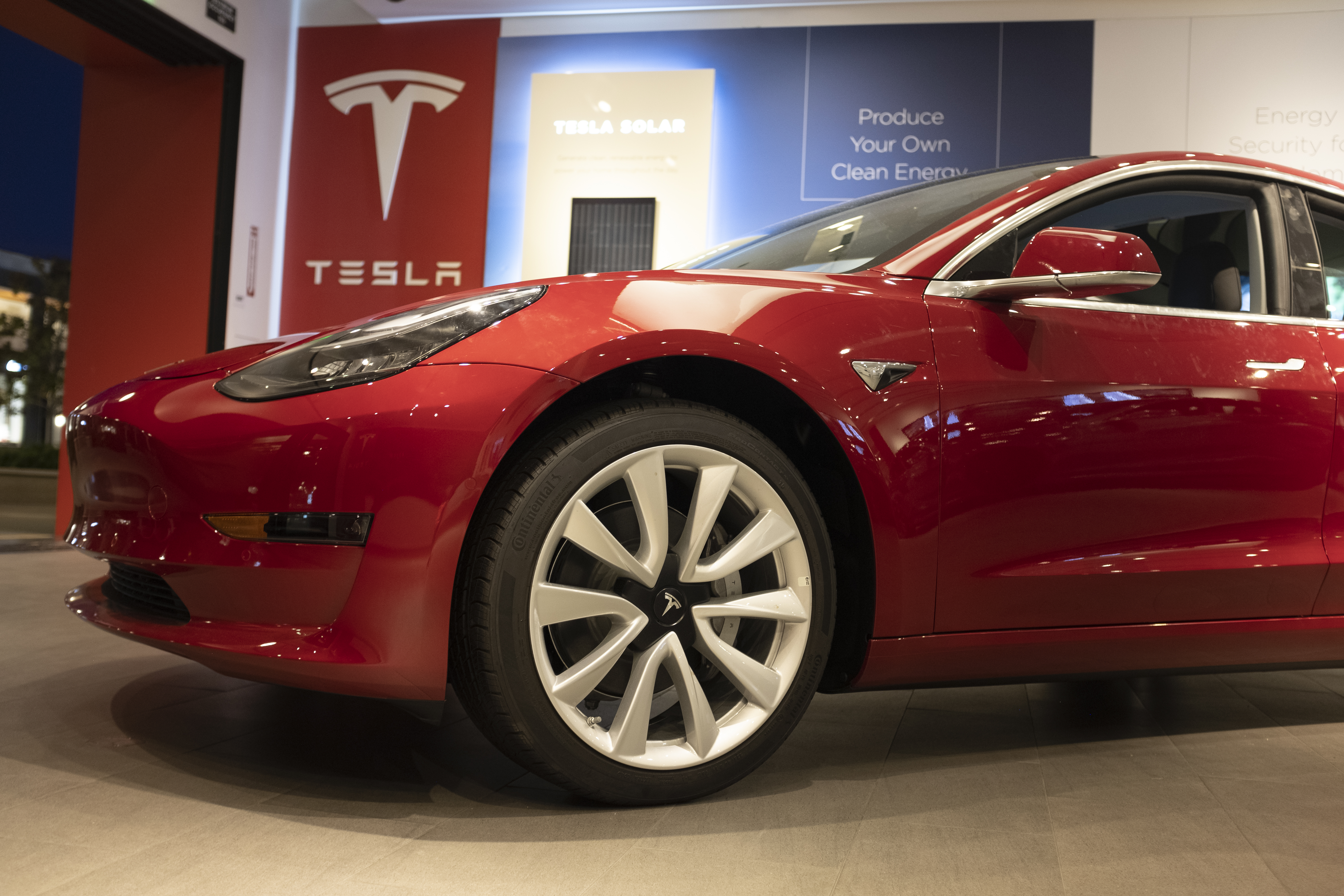 Tesla Is About to Get New Competition in Europe From China
