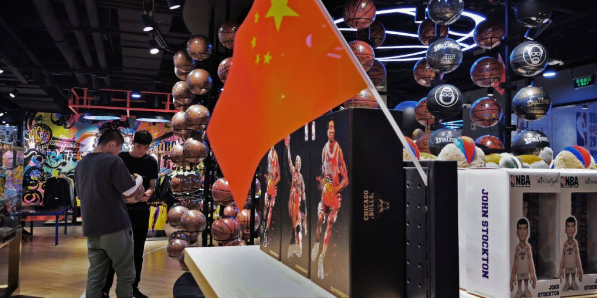 Why the Market for Sports Broadcast Deals Is Soaring Despite the NBA-China Standoff