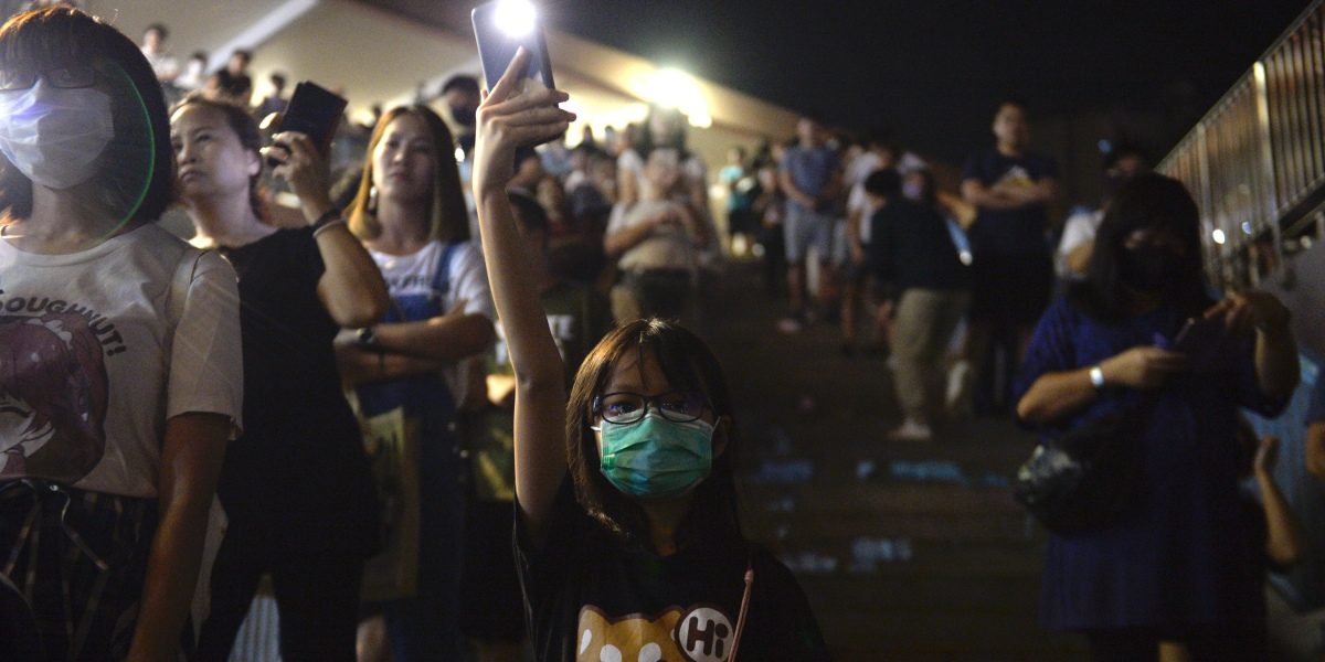 Apple Response to Hong Kong Protests Overshadows macOS Catalina Release