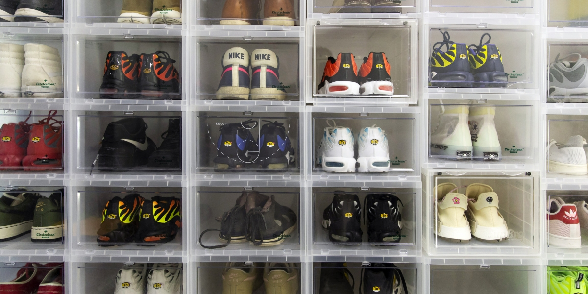 NBA Clash? Slowing Economy? Don't Tell China's Sneakerheads. Their Market Is Booming