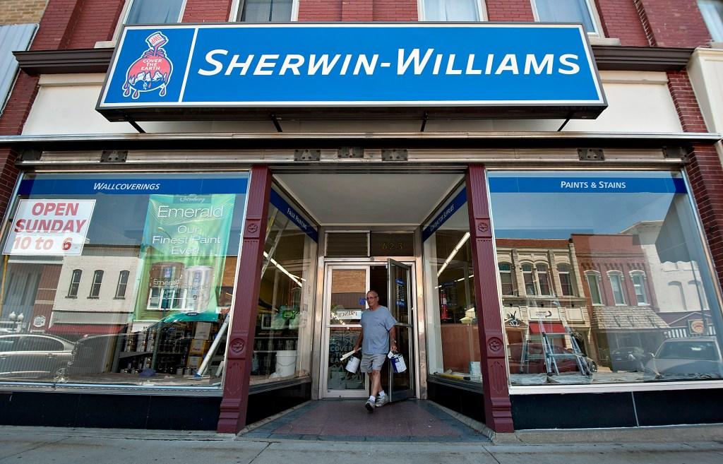 Sherwin-Williams Store