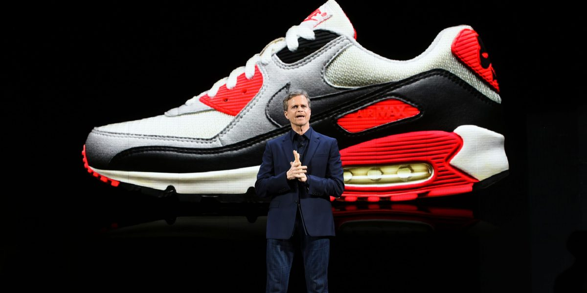 Nike's CEO Is Stepping Down and Will Be Replaced By a Former eBay Boss