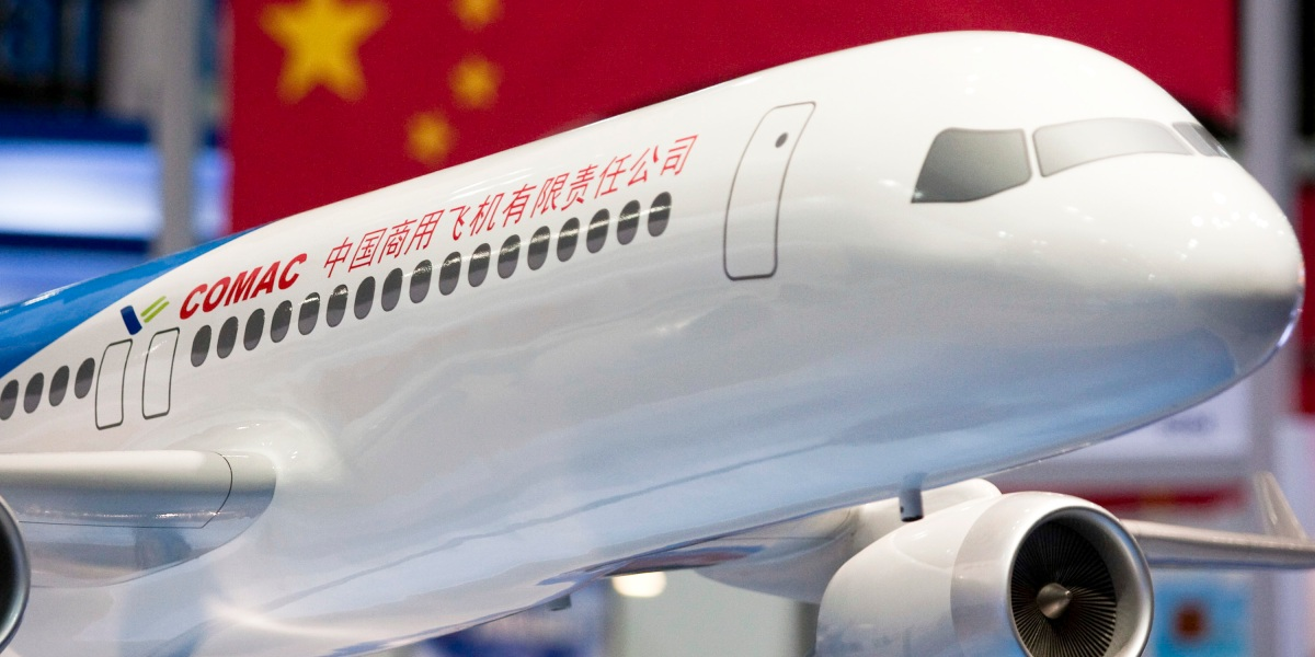 Chinese Hacking: The Plane Made from Stolen Tech?—Cyber Saturday