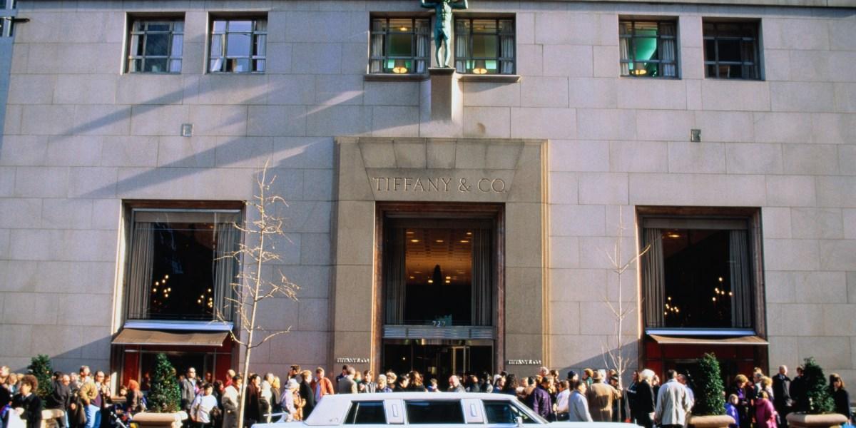 LVMH Makes $14.5 Billion Bid for Tiffany