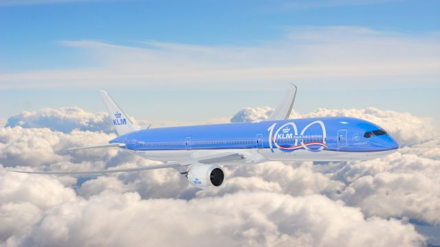 KLM Royal Dutch Airlines Looks to Lead the Industry Toward Climate-Minded Travel on Its 100th Birthday