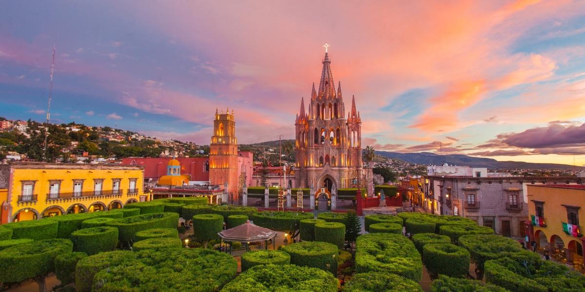 Mexico's Most Enticing Getaway: San Miguel de Allende