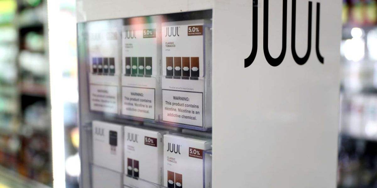 Juul Yanks Its Fruity and Candy-Flavored Vapes Amid Crackdown: Brainstorm Health
