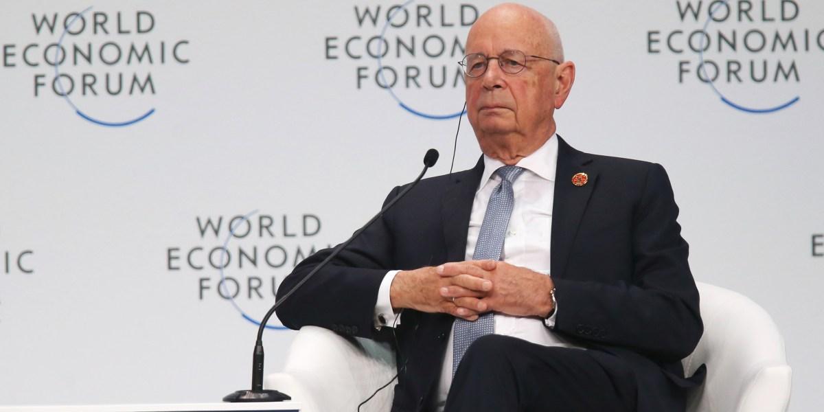 Klaus Schwab: End Economic Short-Termism by Keeping Score