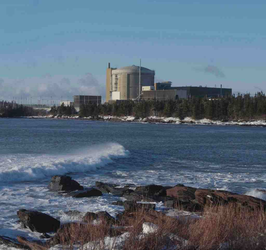"This large CANDU reactor at NB Power's Point Lepreau site in New Brunswick is likely the future of nuclear's past, as it will eventually give way to smaller ""Gen IV"" reactors that the World Nuclear Association says are safer, more efficient, and less prone to weapons proliferation."