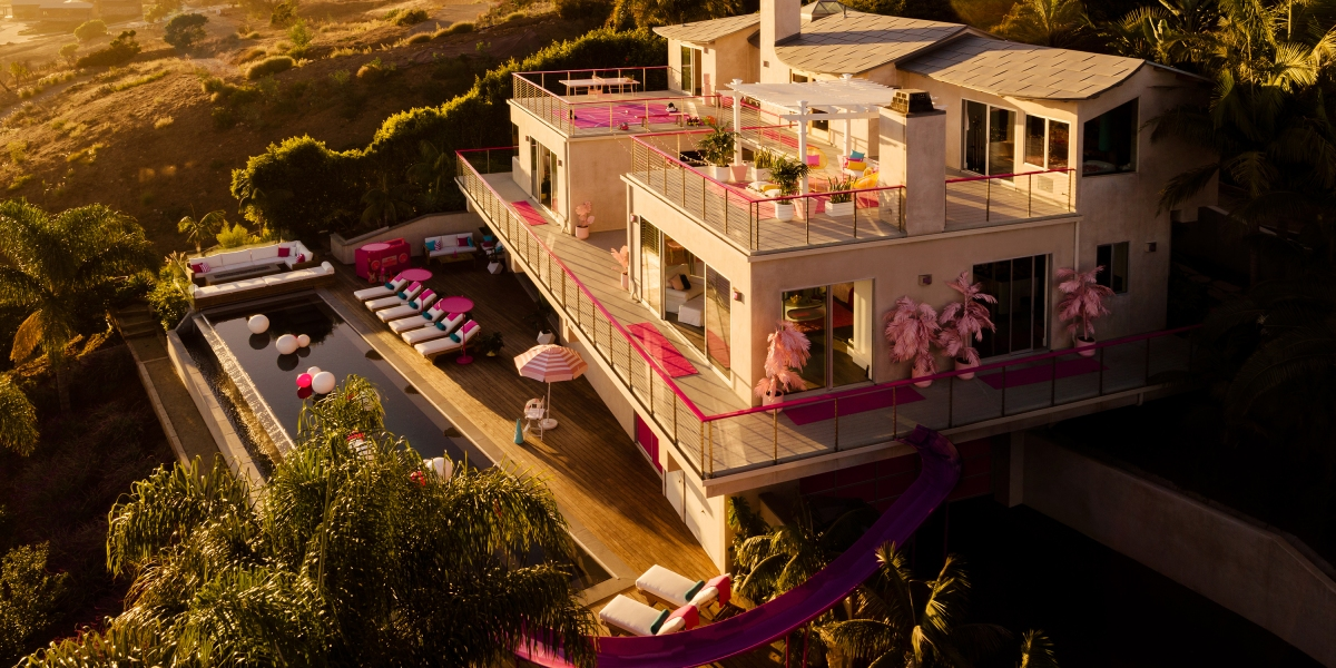 Barbie's Malibu Dreamhouse Will Be Listed on Airbnb for Only $60 a Night