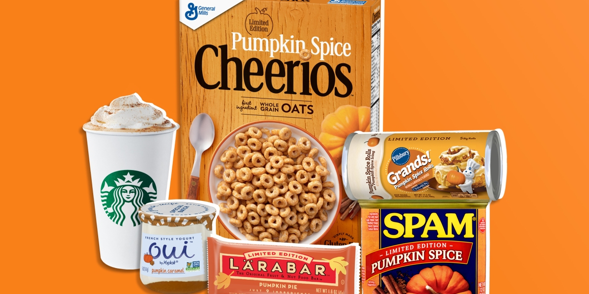 Forget the Decorative Gourds, Pumpkin Spice Is the True Sign of the Season