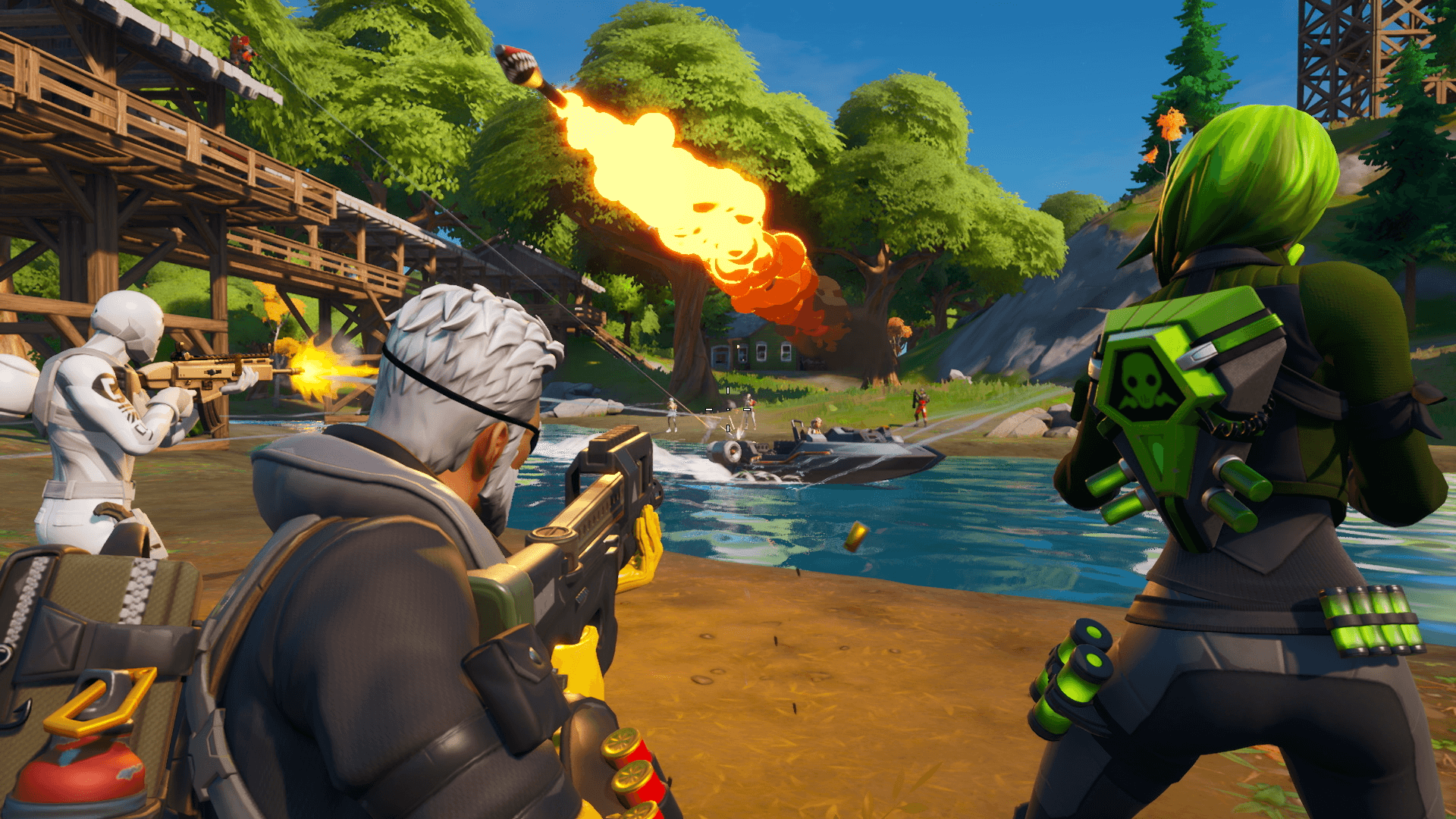 Fortnite Chapter 2 Why Epic Took It Offline For Two Days