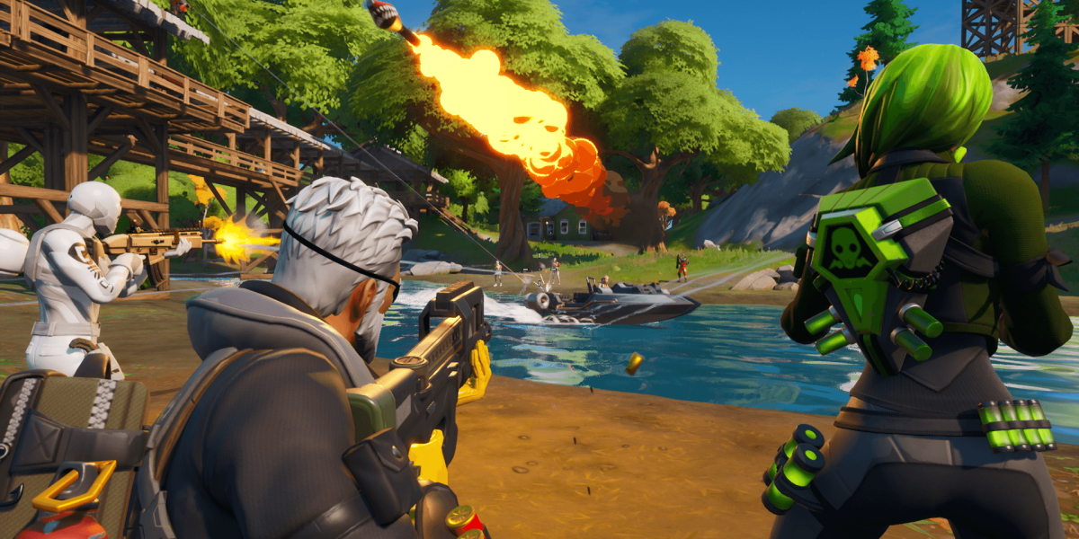 Here's Why Epic Took 'Fortnite' Offline for Two Days