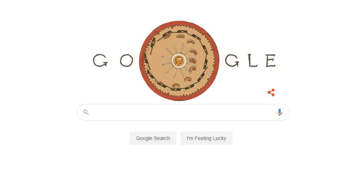 Today's Google Doodle Honors the Man That Created the First Animation Ever