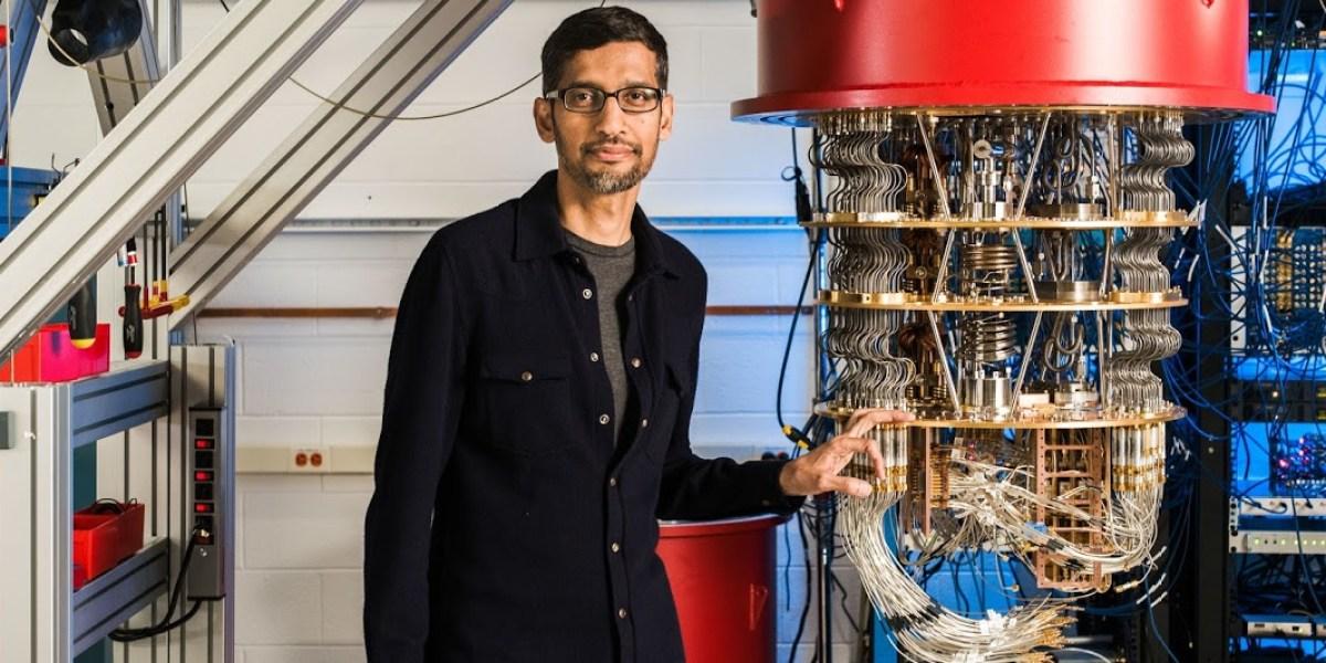 It's Official: Google Claims 'Quantum Supremacy'