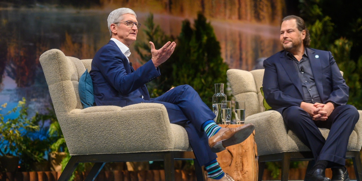 Apple CEO Tim Cook on the False Tradeoffs in Data Collection, A.I., and Gay Marriage