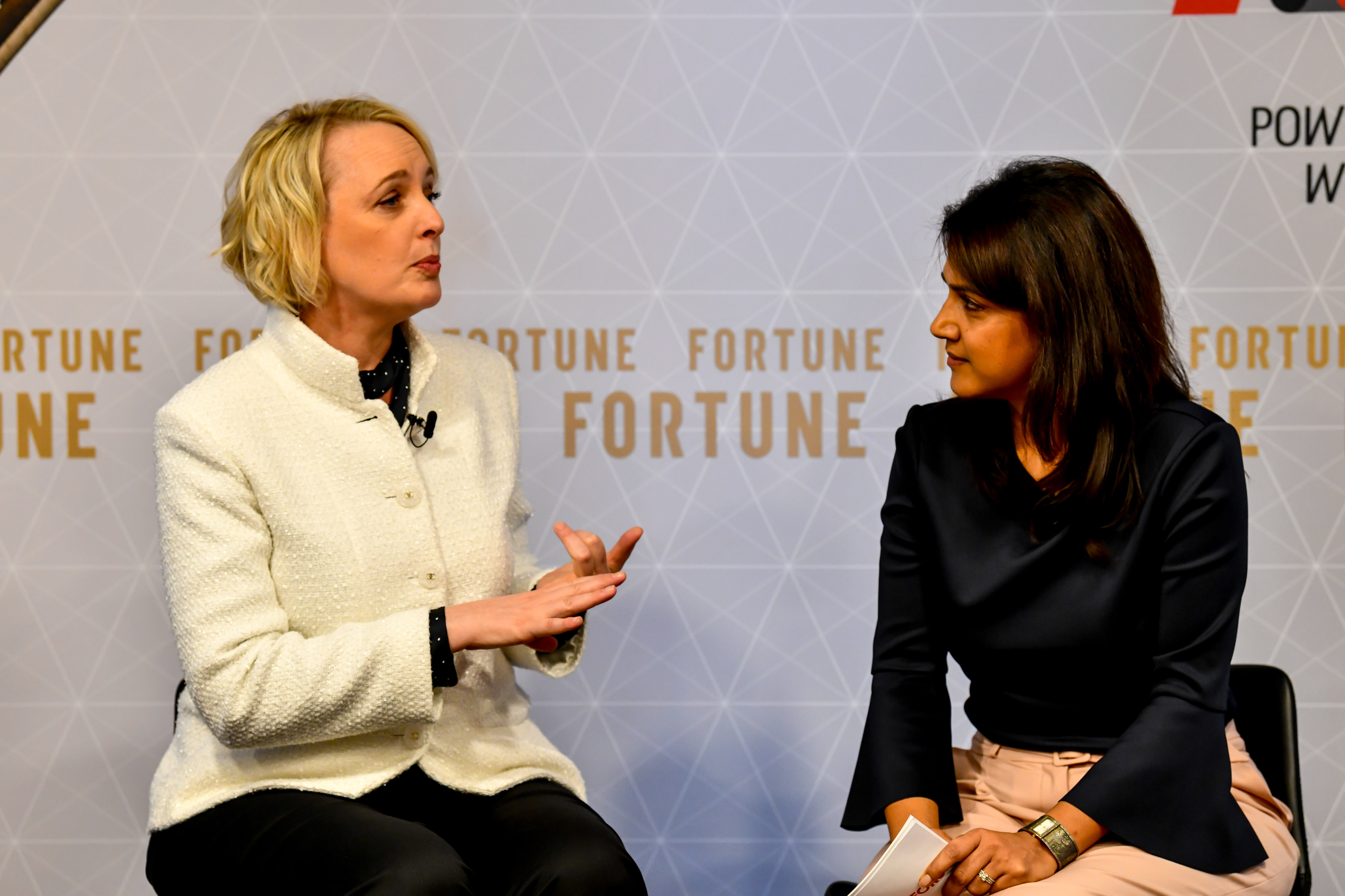 Accenture CEO Julie Sweet Offers Lessons From (Nearly) 90