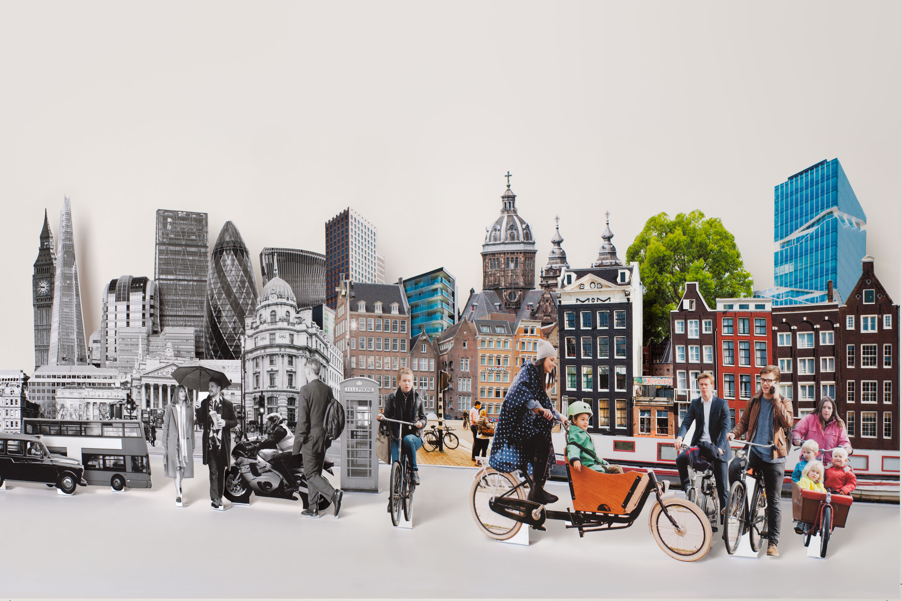 In the Wake of Brexit, Amsterdam Is the New London for