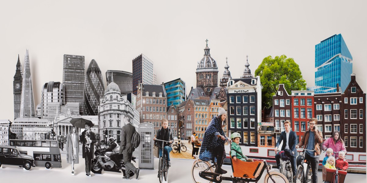 In the Wake of Brexit, Amsterdam Is the New London