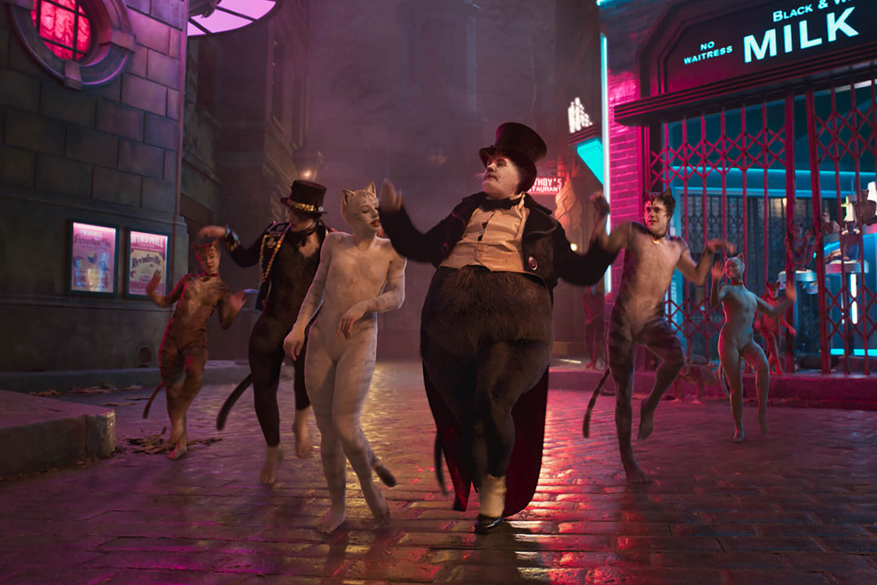 Cats,\u0027 Full of Furry Actors and Dubious Decisions, Is the