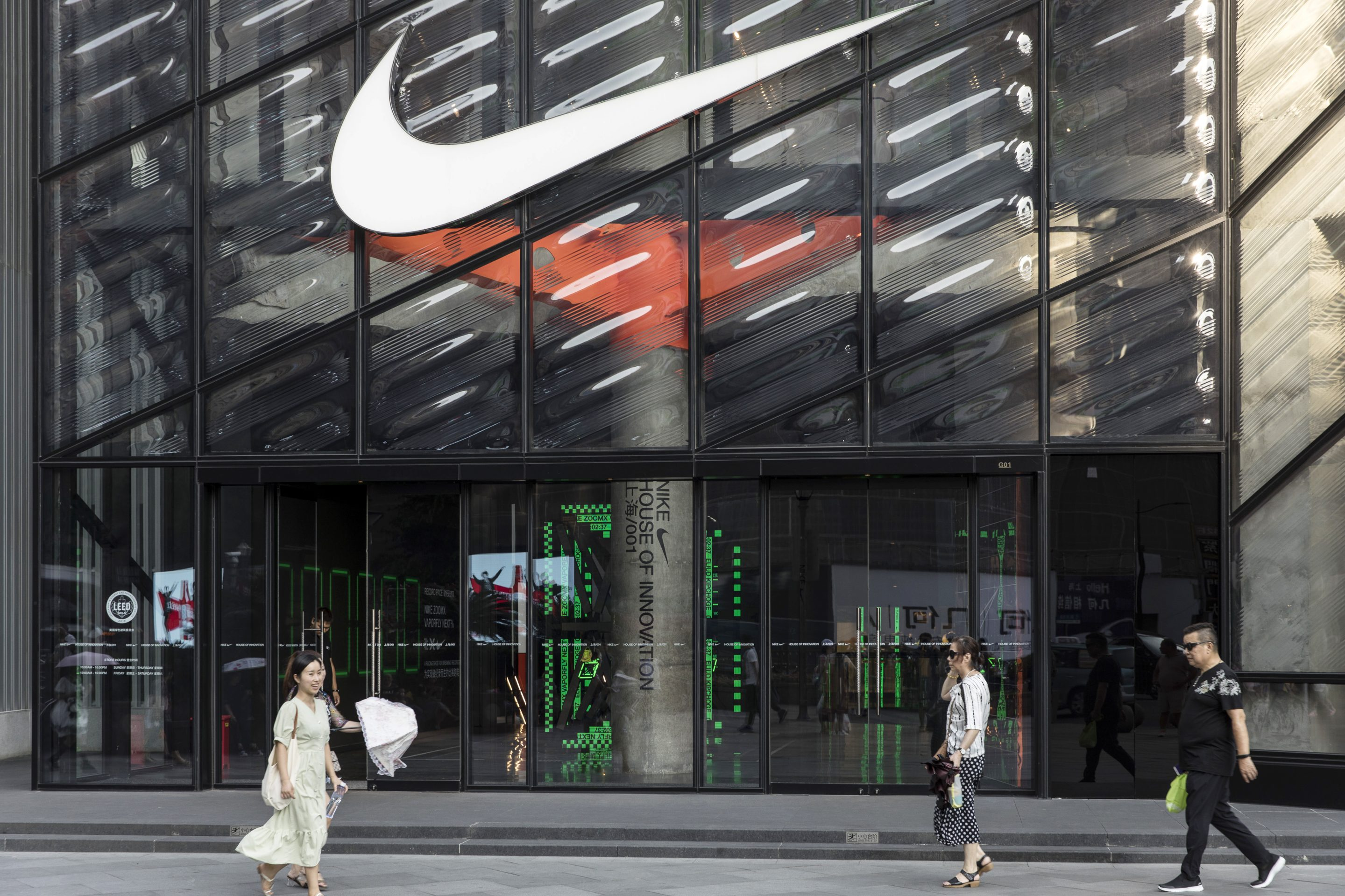 diario rosario izquierda  How Nike Plans to Boost Sales While Shedding Retail Partners | Fortune
