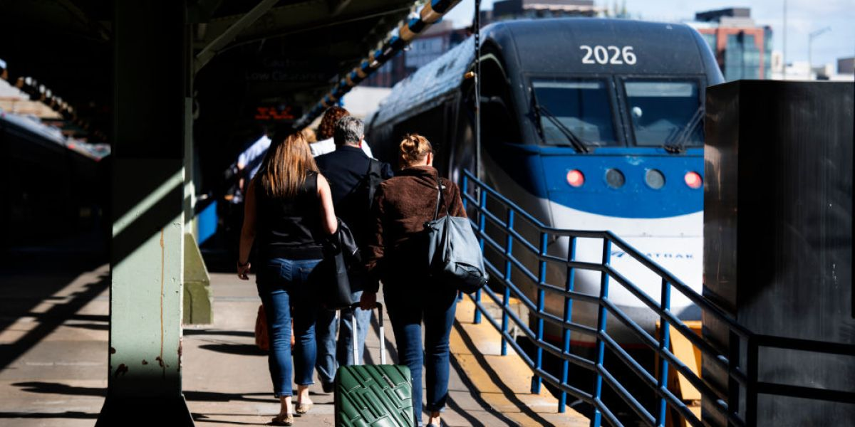 Amtrak Reports Record Revenue, Expecting to Break Even for the First Time Next Year
