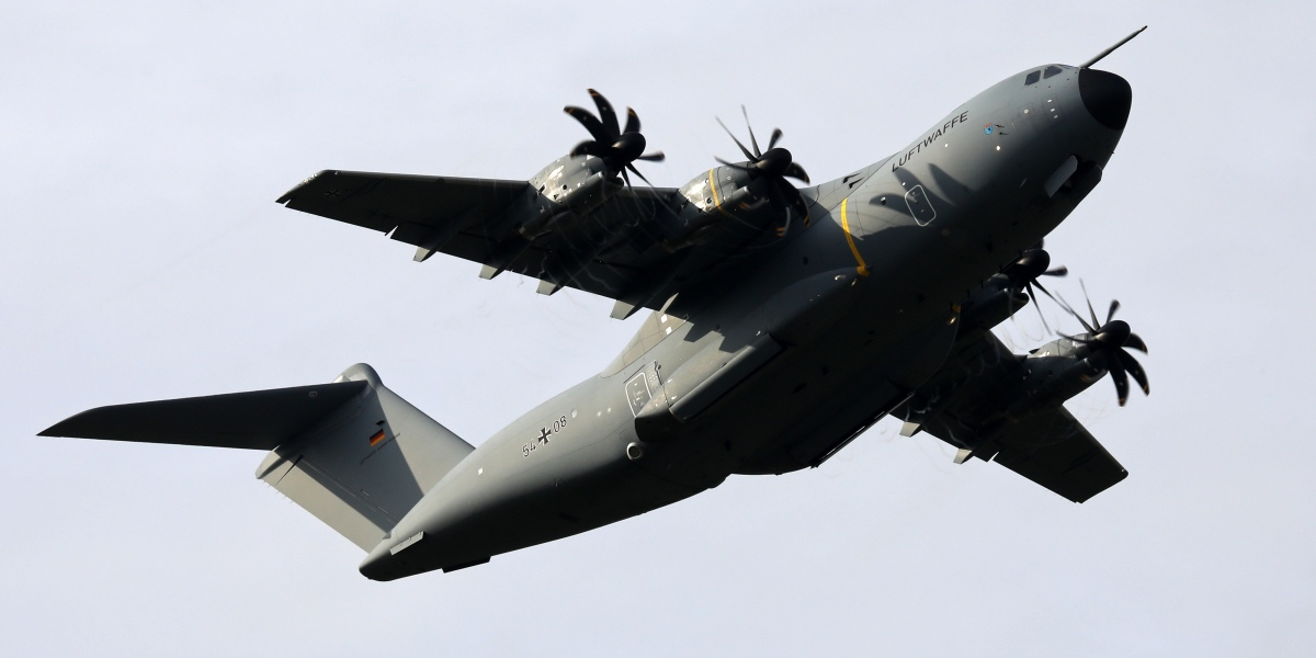 Airbus's A400M Was Meant to Be the Pride of Europe's Military. But After Years of Problems It Still Has a Screw Loose