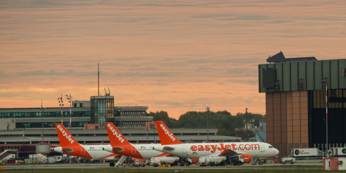 EasyJet Says It Will Be The First Major Airline To Operate Net-Zero Carbon Flights