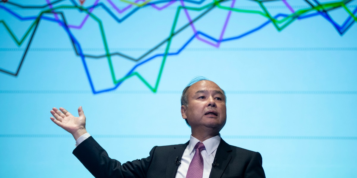 'Unicorn Porn:' How SoftBank's Investing Style Boosts Paper Profits—But Not Real-World Value