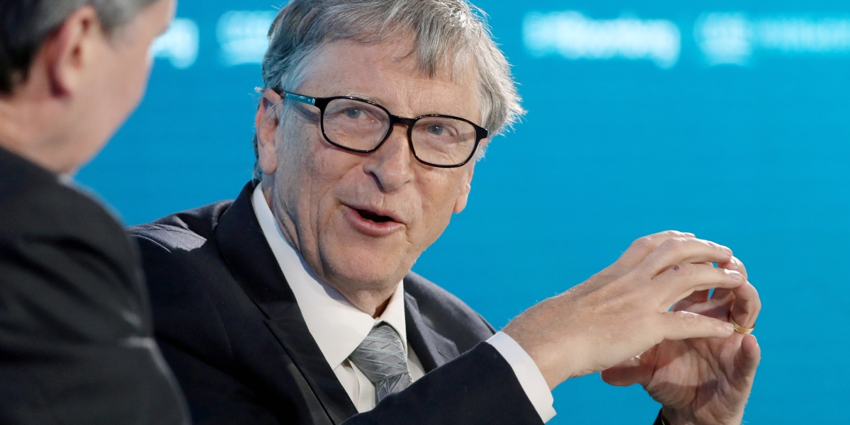 'A 5-Year Setback for Technology.' Bill Gates Says His Axed Nuclear Reactor in China Is a Trade War Warning