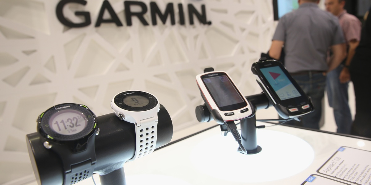 Why Garmin's Shares Are Hitting Record Highs As Rival Fitbit Sinks From View - Fortune