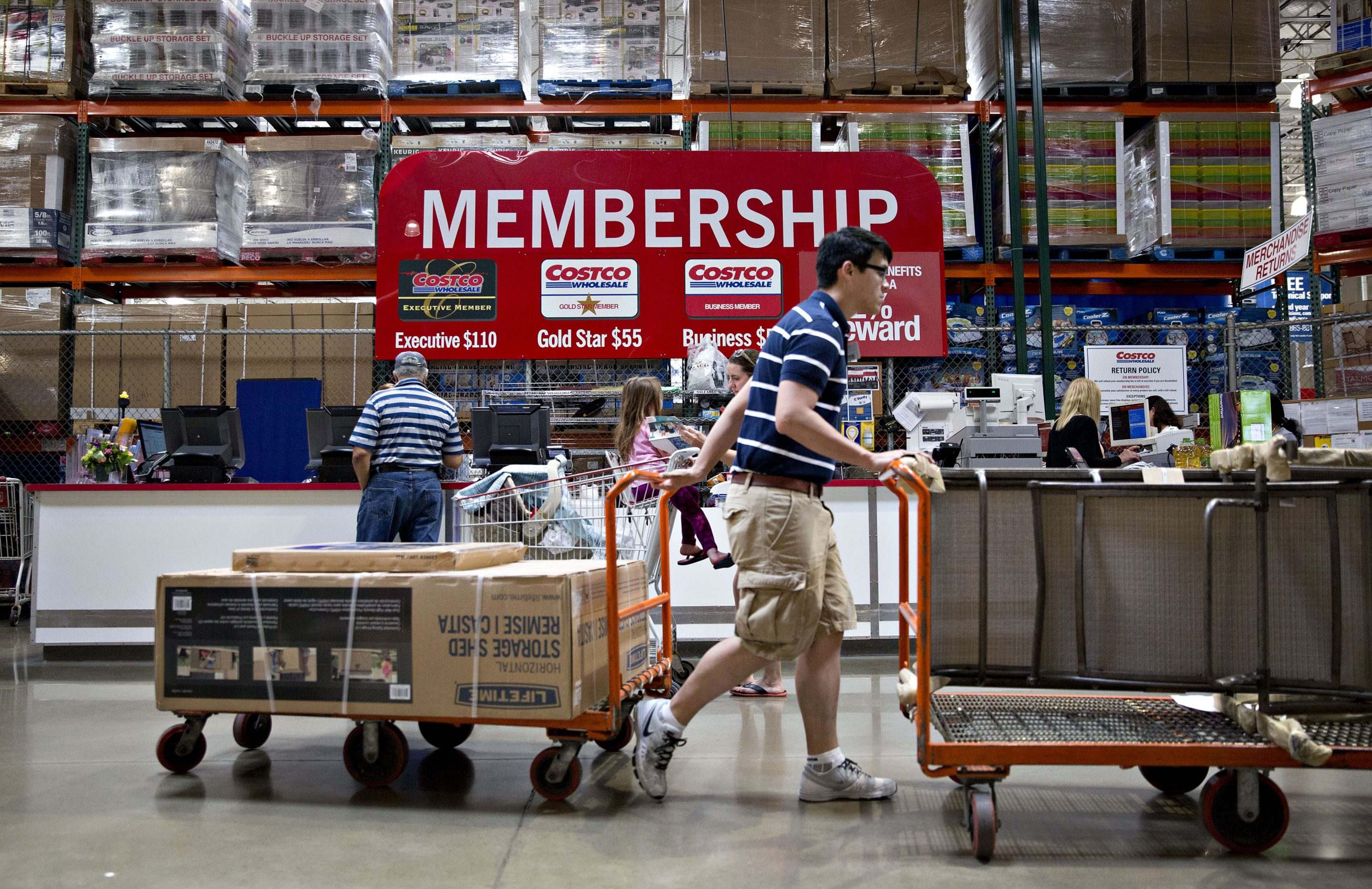 New Costco Locations 2020.Costco Is Thriving U S China Trade War And All Fortune