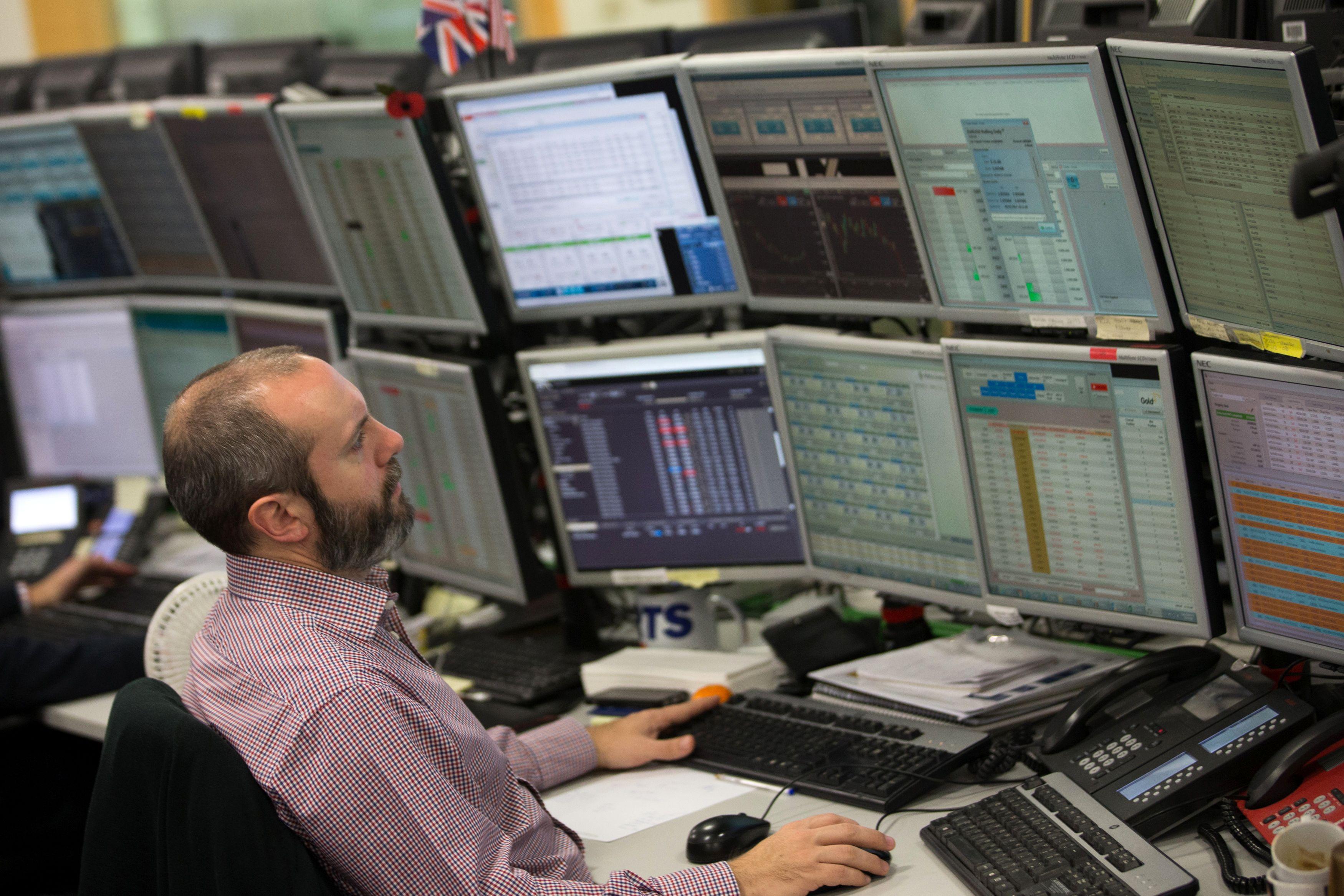 stock trader sistem perdagangan di cina