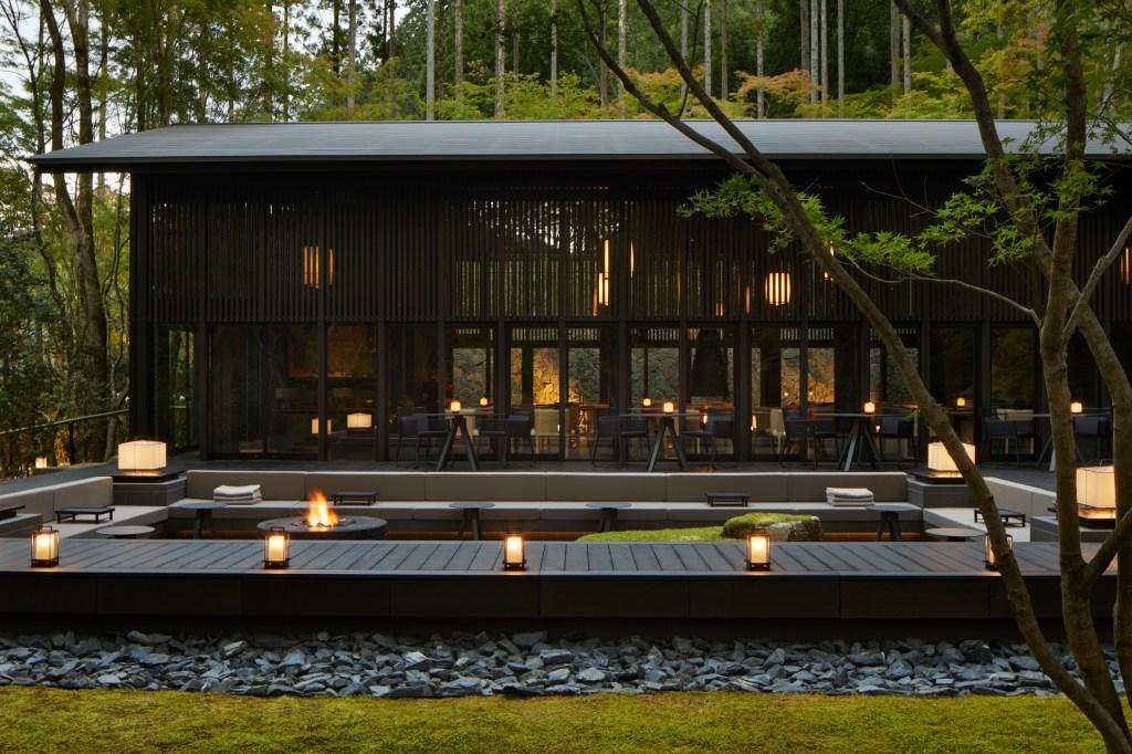 Japan's Newest Luxury Hotel Is Hidden in a Secret Garden