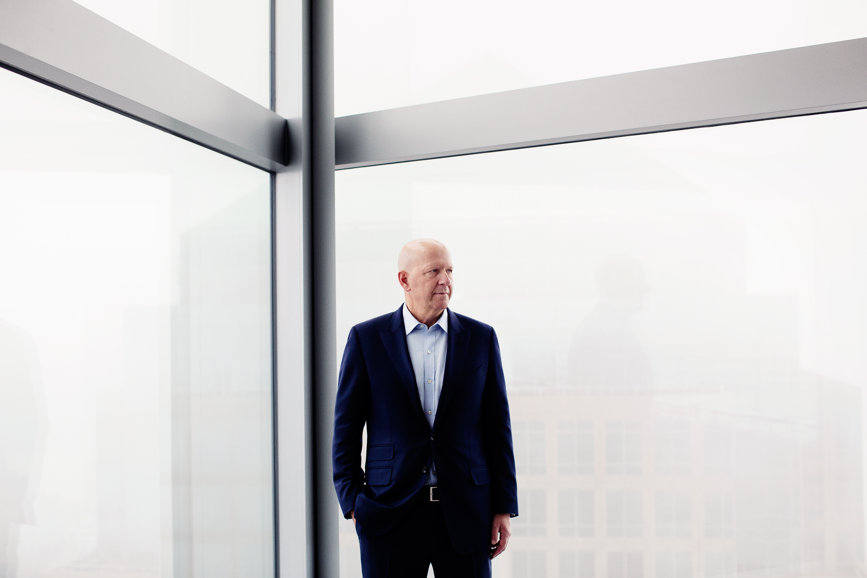 Goldman Sachs CEO David Solomon Is Shaking Things Up at Wall