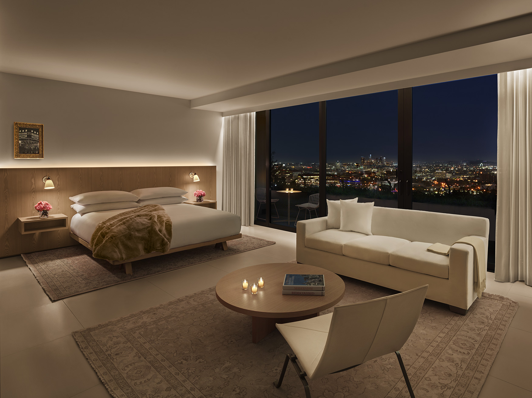West Hollywood Edition Luxury Hotel Marks Return For Studio 54 Cofounder Ian Schrager Fortune