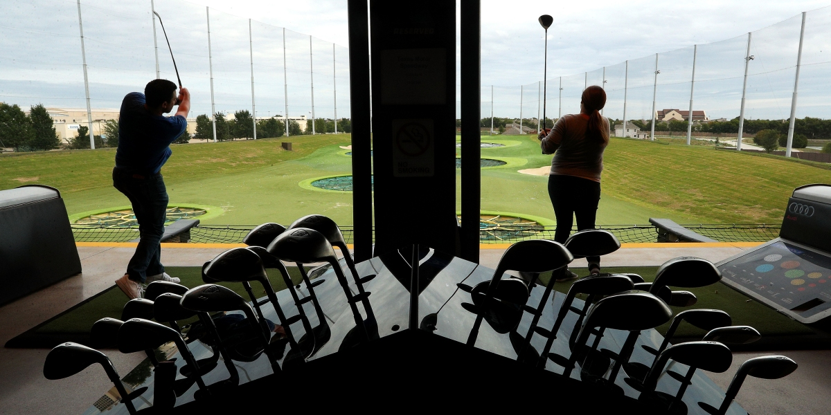 Topgolf Strikes Expansion Deal to Bring Indoor Golf to China and Beyond