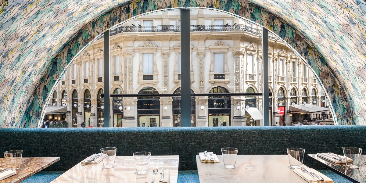 A New Luxury Hotel Opens in One of Milan's Most Iconic Landmarks