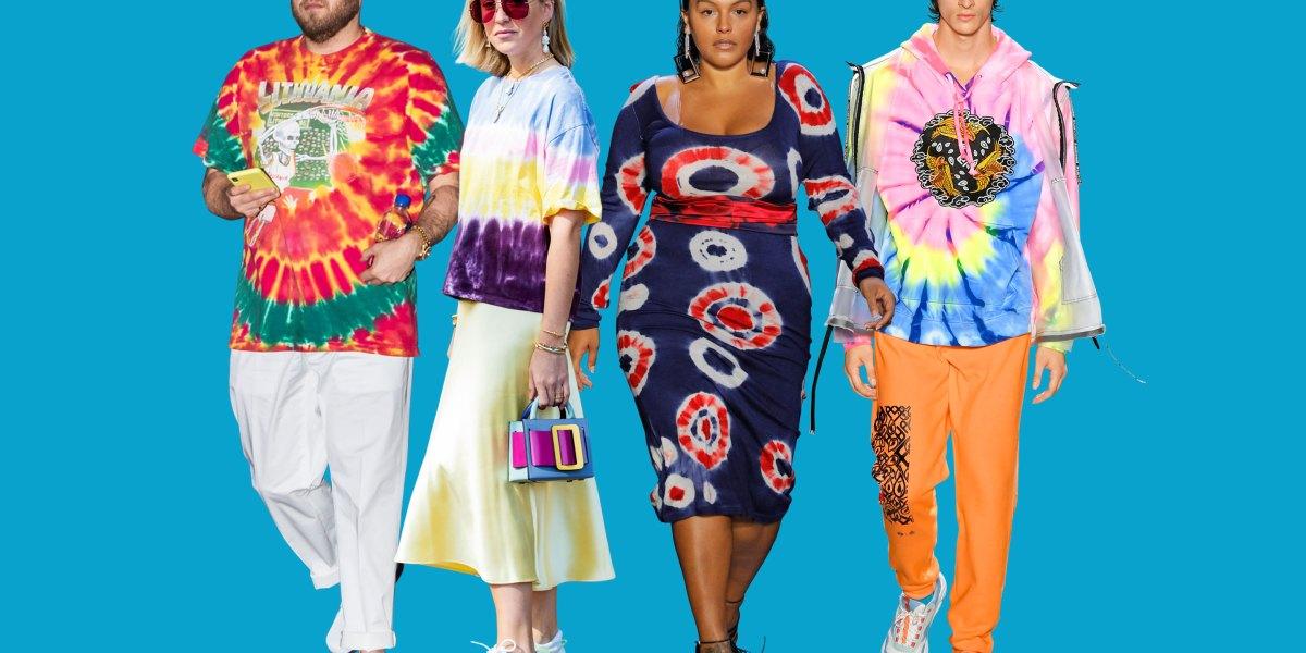 Crusty No More: Deadhead Threads Are High Fashion