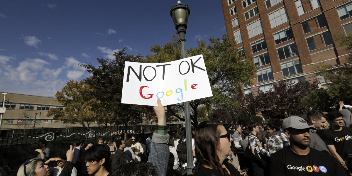With Transparency Declining at Google, Internal Conflict Is on the Rise