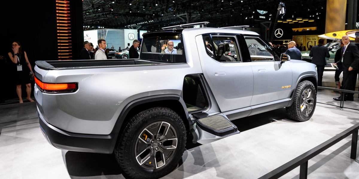 Electric Truck Maker Rivian Just Raised $1.3 Billion. Here's What You Should Know