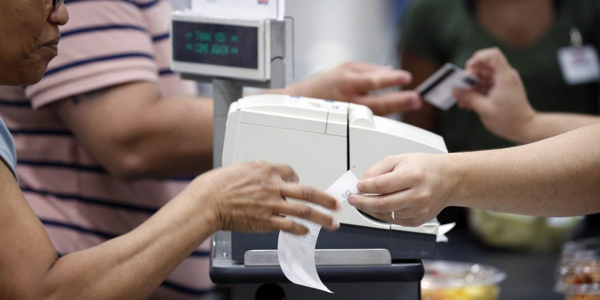 Most Cash Register Receipts Are Coated in BPA—NYC Wants to Ban Them
