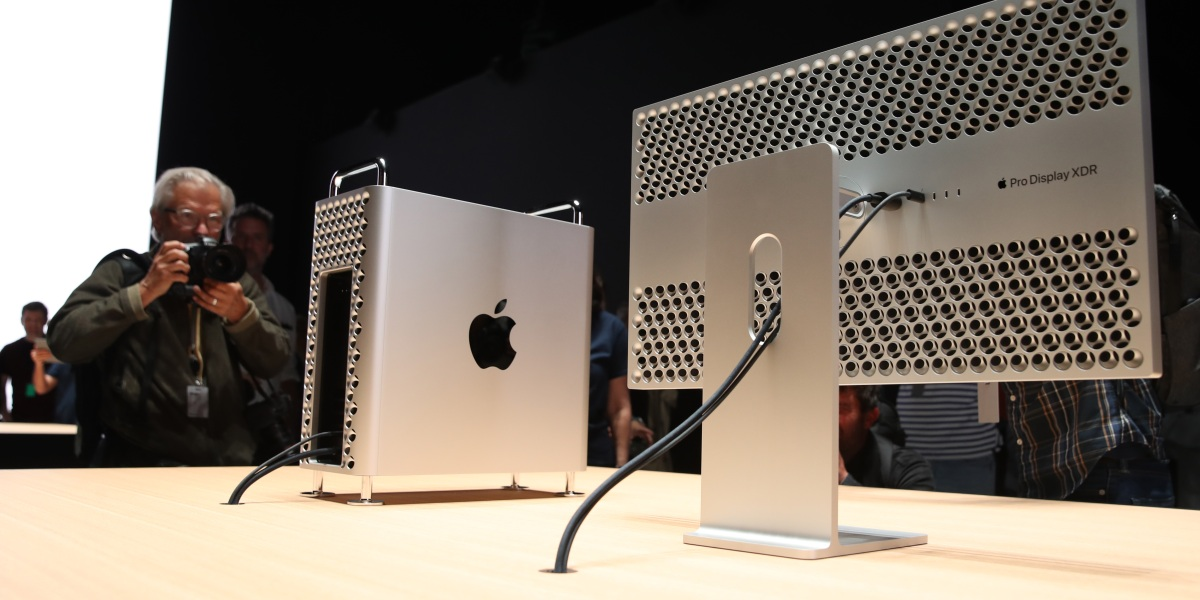Apple's Busy Week: a $52,000 Mac Pro and an Acquisition of Better Camera Technology