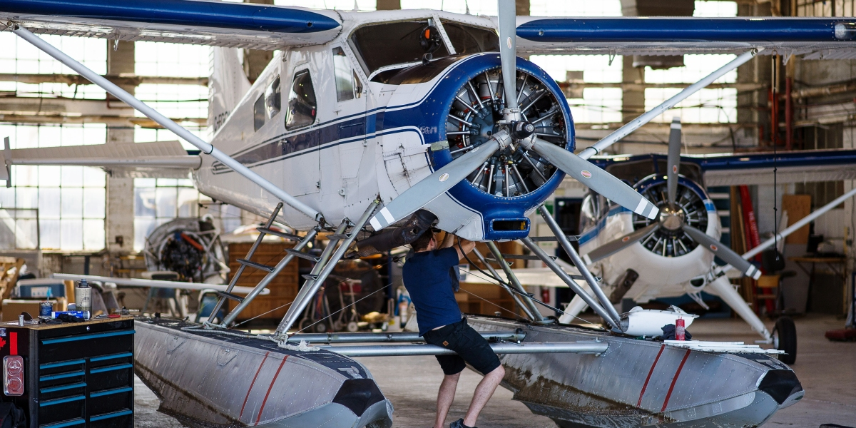 Electric-Powered Commercial Airplane Makes History
