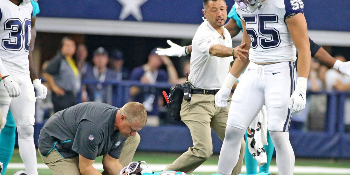 Amazon Deal With N.F.L. Primes the Cloud to Help Treat Player Injuries