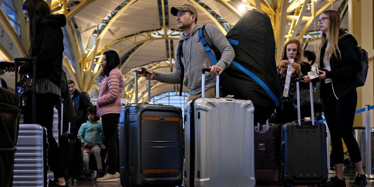 Can Technology Save the Air Travel Industry From Its Delay Problem?
