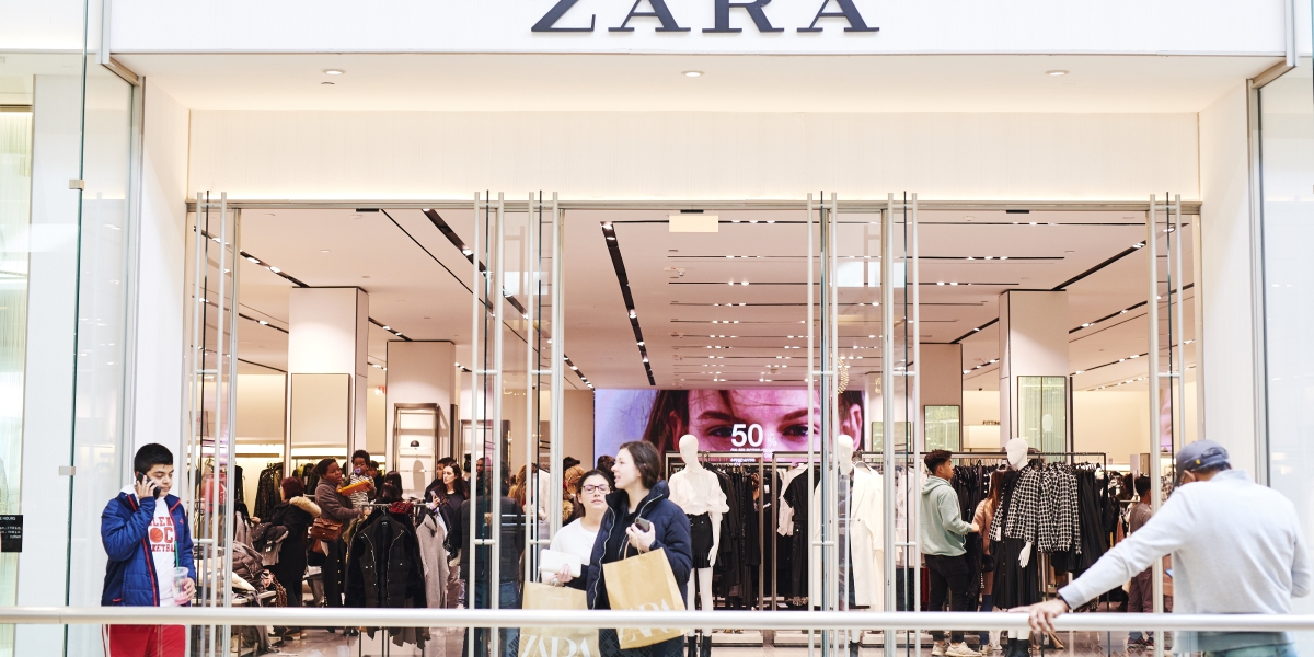 Zara Owner Adopts Sewn-In Tags and Other Ways to Track and Slash Inventory