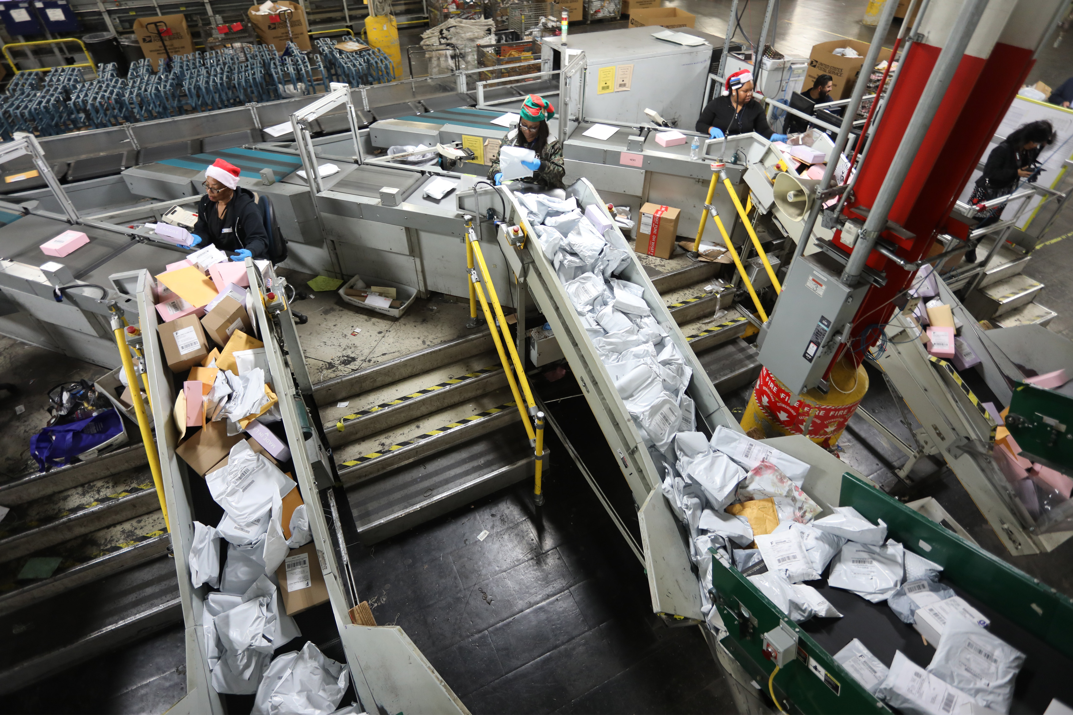 Usps Could Privatize As Early As 2020 Fortune