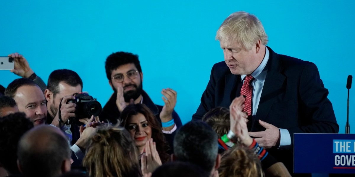 Boris Johnson's Overwhelming Election Victory Upends Britain