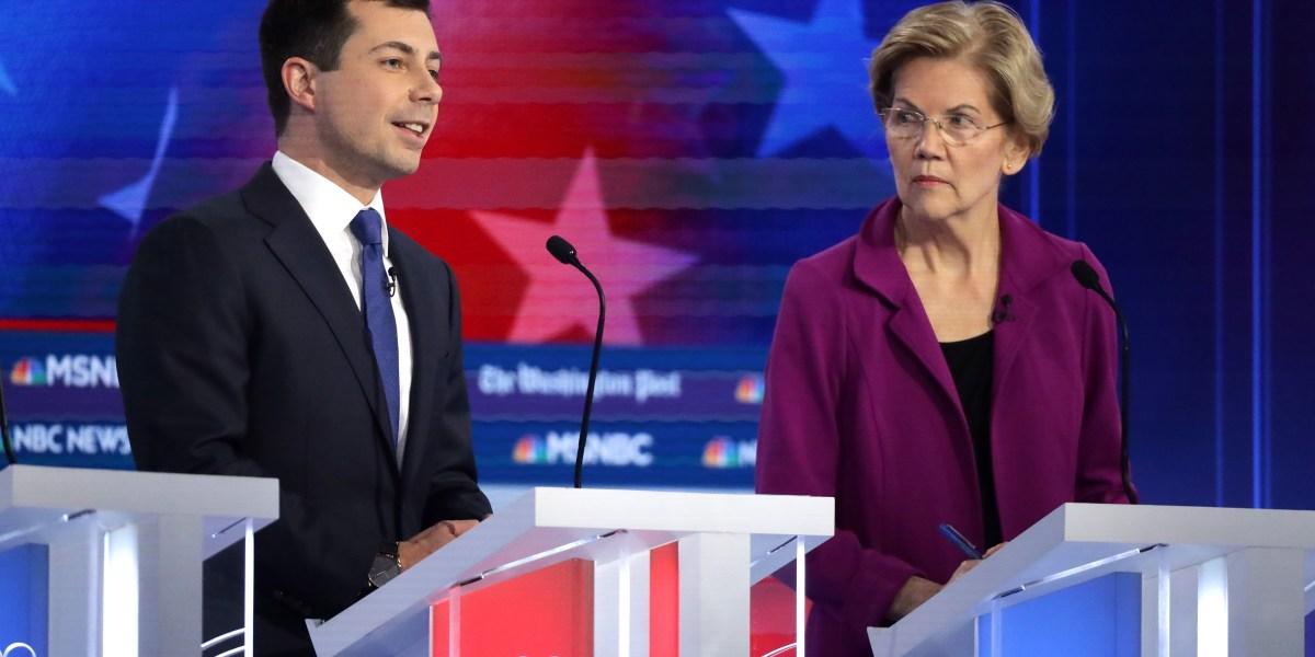 Democrats Show Cracks in Unity